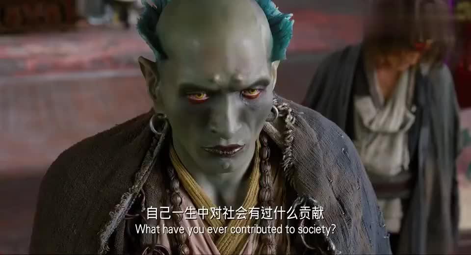 西游伏妖篇:一群妖精现出原形抓师父,徒弟却说还没反省呢!