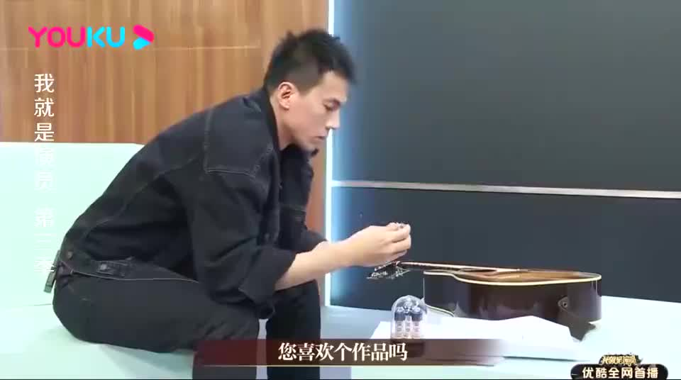 我就是演员:李诚儒高度赞扬的剧,王中磊却疯狂吐槽,尴尬全场