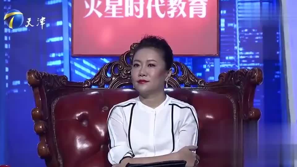 35岁姑娘导演专业,涂磊现场出题考察,她将如何上演苦情桥段