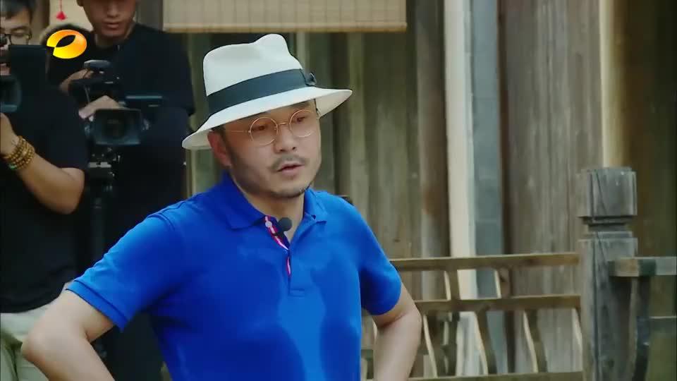 偶像来了:汪涵带头唱歌,杨钰莹立马接上,不愧是中华小曲库!