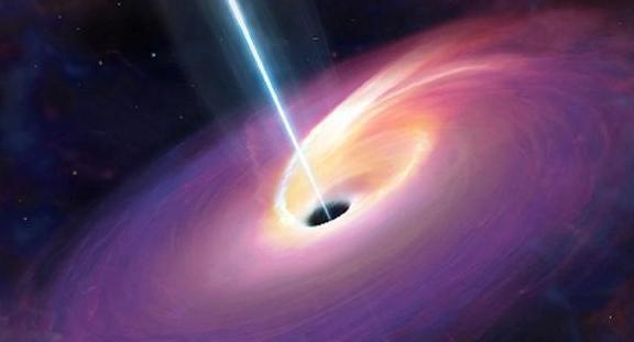 M87黑洞的吸积盘2天绕行计算出来超过光速!可能存在超光速吗?