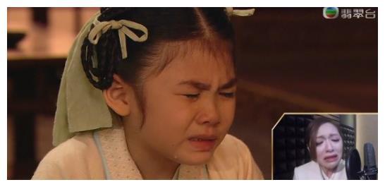 前港姐冠军配音《宫心计》陈三好童年,演技大爆发声泪俱下!