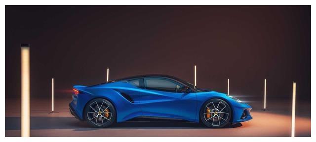 路特斯全新跑车Emira首次亮相 明年夏季开始销售