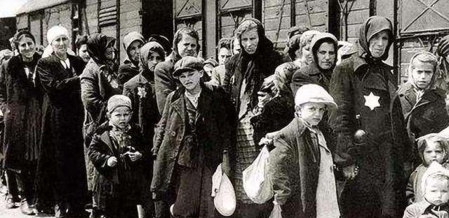 犹太人究竟做了什么?为何二战希特勒要疯狂屠杀600万犹太人?