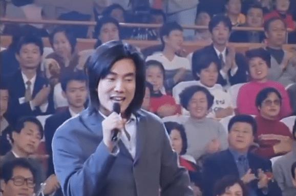 99年登上春晚的港台艺人,任贤齐大红大紫,梅艳芳初次亮相