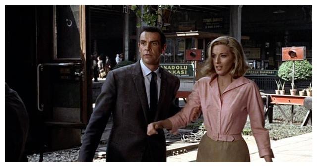 007电影中的邦女郎,肖恩·康纳利篇