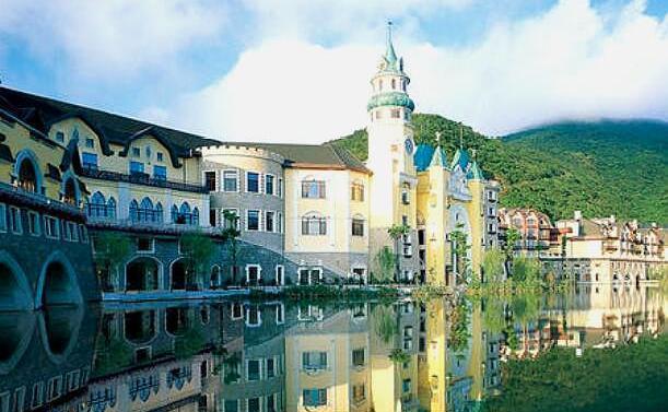 茶溪谷:藏在深圳盐田,超适合旅行出行的童话小镇
