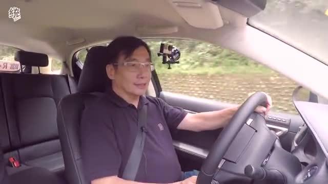 视频:试驾小改款雷克萨斯CT200h 藏着运动化的骨骼 - Pit63统哥