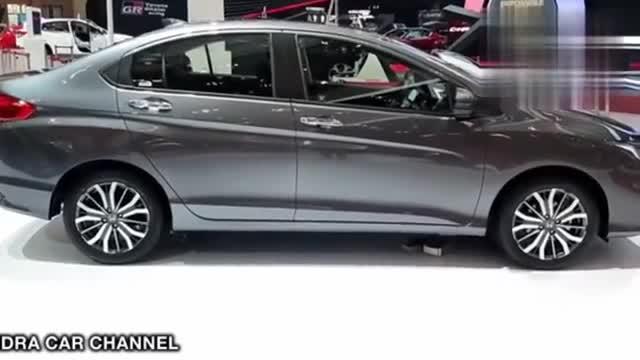 视频:新款本田锋范怎么样今天看了现车