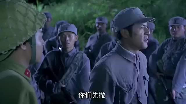 雪豹,赵杰违反命令也要救卫国,战士纷纷请求加入,连长要枪毙他