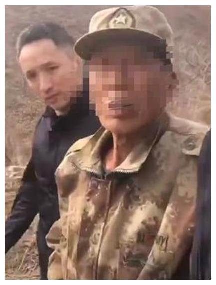辽宁丹东一男子杀害弟弟弟媳后逃窜,抓捕画面曝光