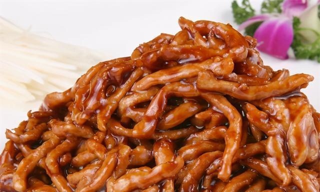 京酱肉丝最简单的做法,酱香浓郁,肉丝嫩滑,比鱼香肉丝还好吃