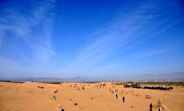距离北京最近的沙漠:被治理得只剩200亩,如今成影视拍摄基地