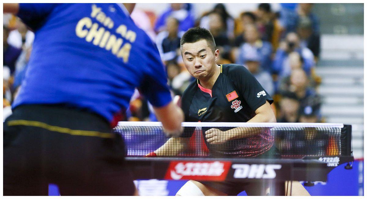 2大世界冠军被淘汰出局,许昕梁靖崑均提前晋级
