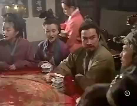 神雕:郭襄寿宴,不料桌上的人物,来头一个比一个大,黄蓉惊了!