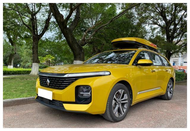花10万多买台国产旅行车新宝骏valli是种什么体验?