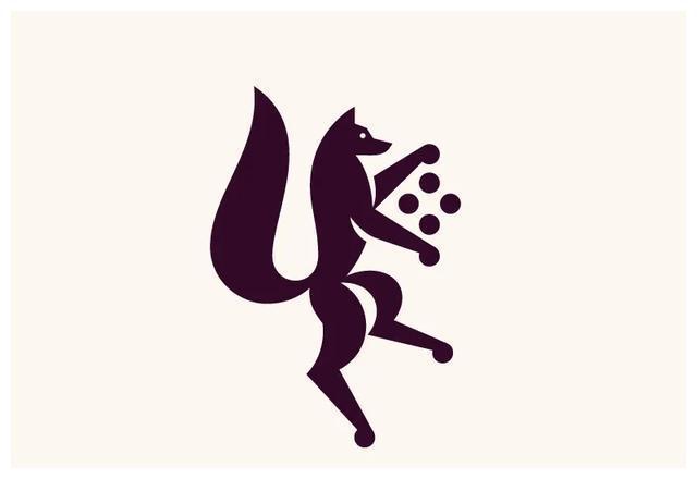 一组精彩的动物类logo设计合集赏析