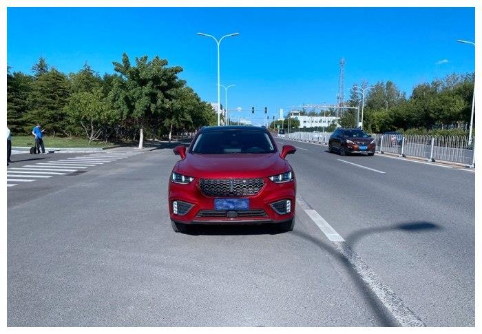 我的爱车WEY VV5,配置丰富,驾驶感受优秀