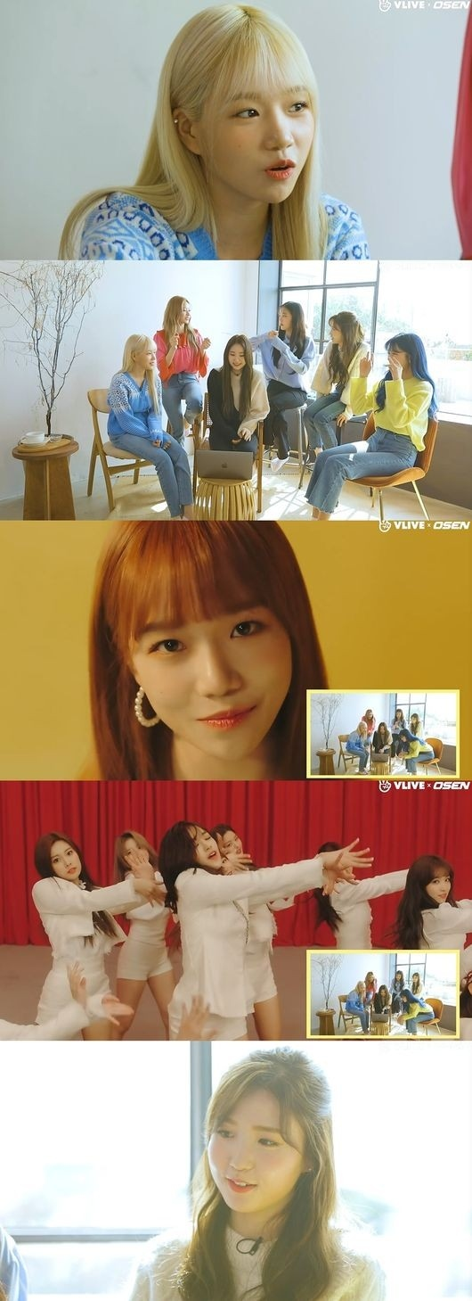 IZ*ONE曺柔理出道曲《La Vie en Rose》MV拍摄中流血?