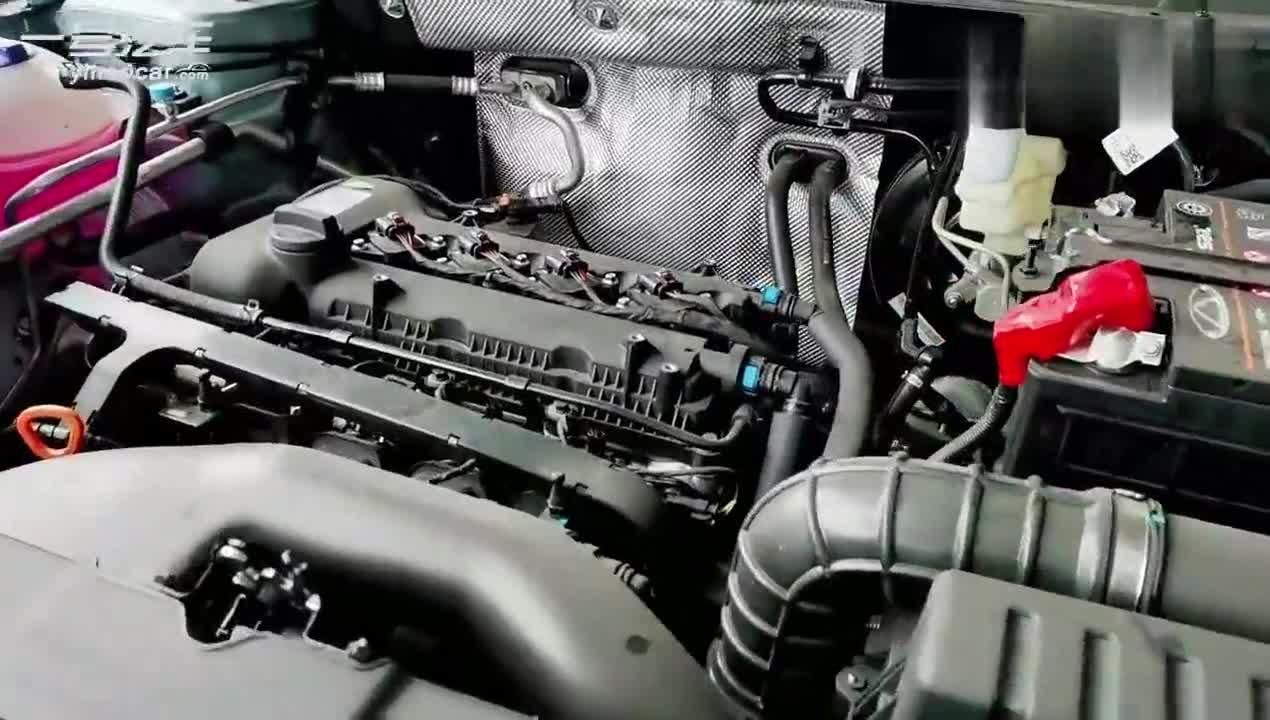 视频:奇瑞瑞虎5X动力表现