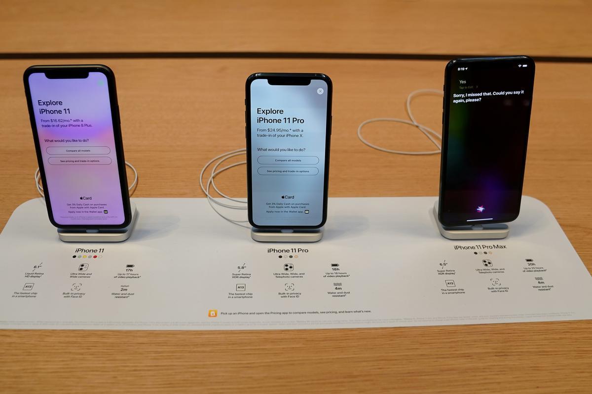 苹果将推迟今年推出新型iPhone的量产
