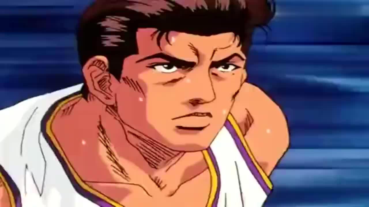 灌篮高手:樱木花道强大的运动能力让神无能为力