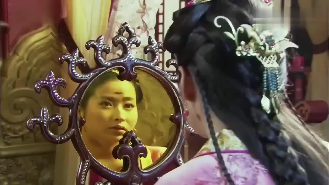 画皮:公主虽不注重外表,额头这么深得伤口,她也怕毁了容颜