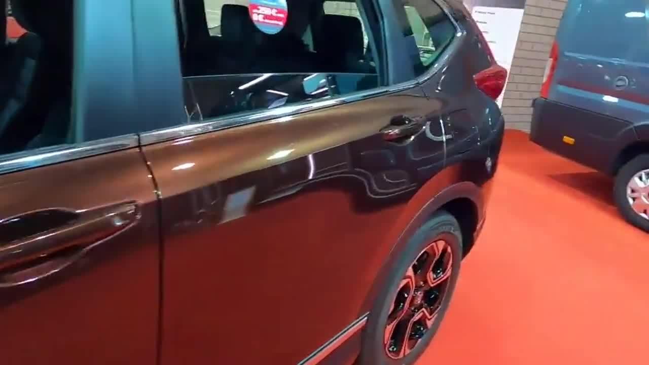 视频:全面升级,2020款本田CR-V混动版,外观内饰都太吸引人了