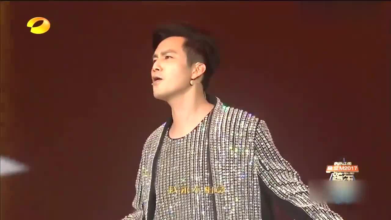 钟汉良演唱《孤芳不自赏》主题曲,帅呆了,不愧是我男神!
