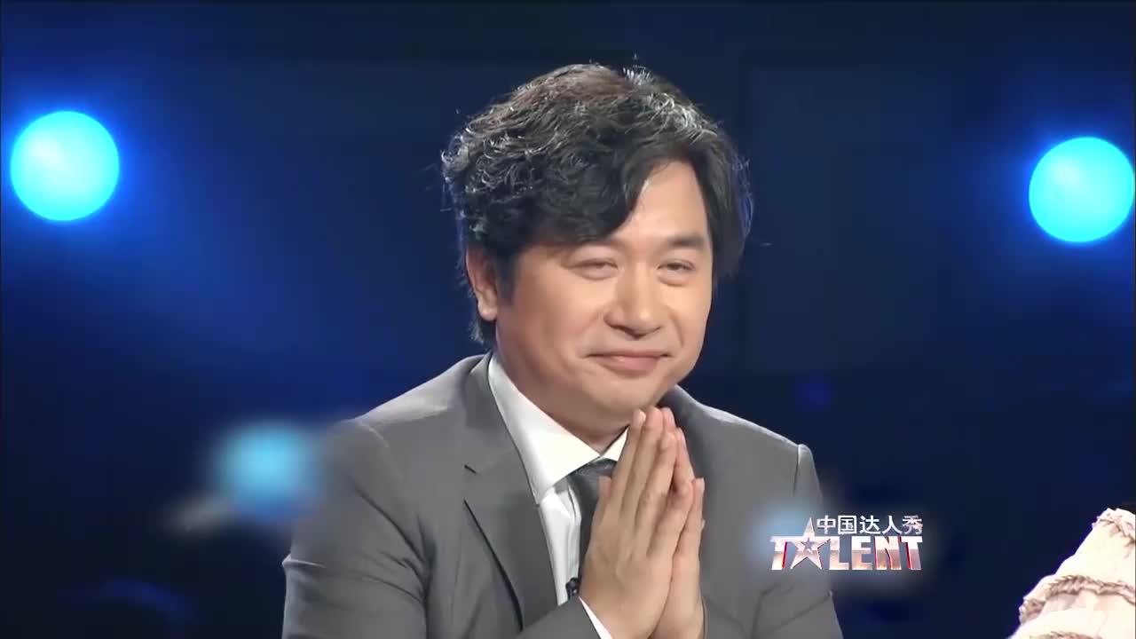 中国达人秀:小个保安自创歌曲《我是小保安》,全场爆笑!