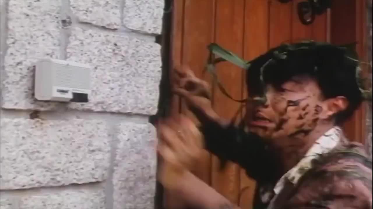 张卫健发现了僵尸的秘密,被吴君如一掌打到土里,太搞笑了