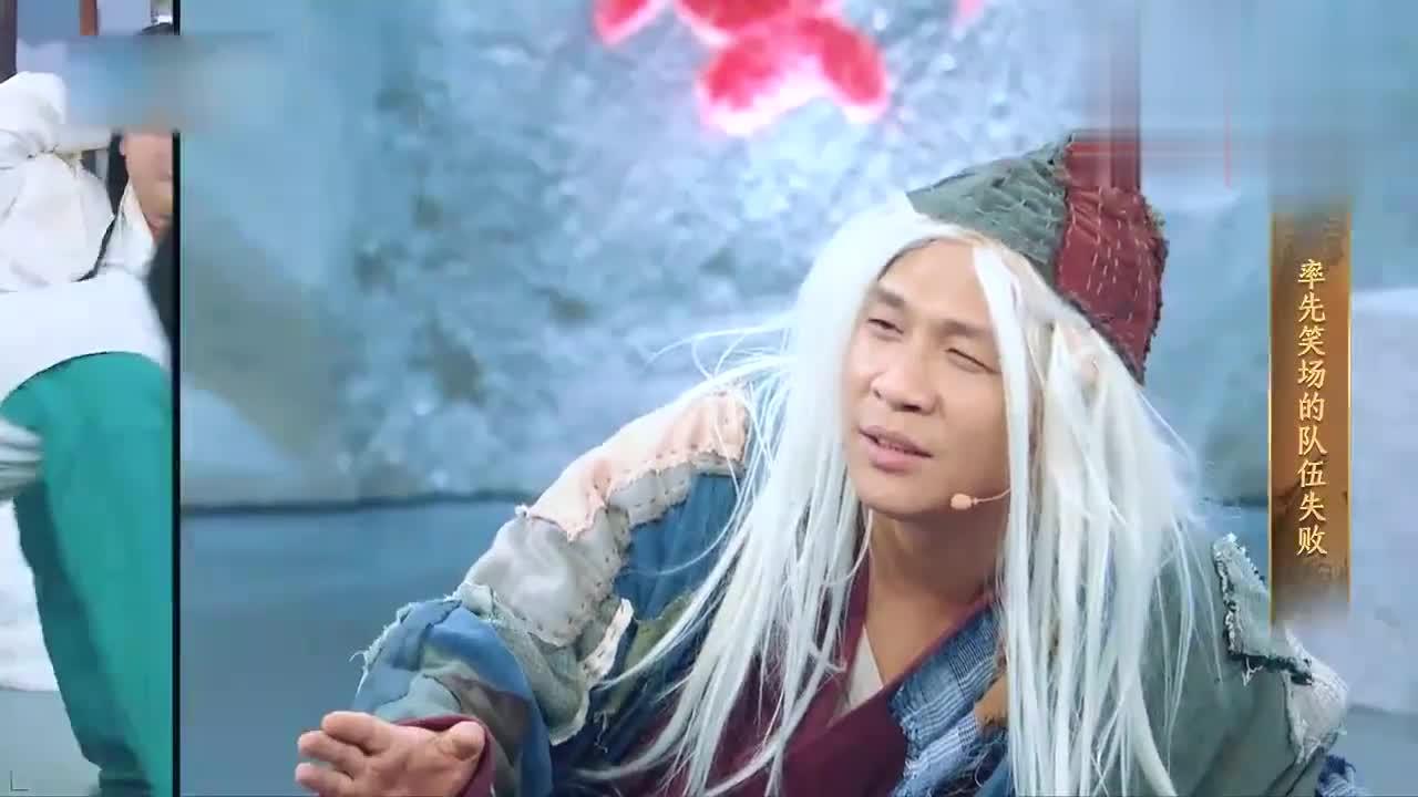 宋小宝表演返老还童!一个举动逗乐香港著名演员,妥妥的喜剧风范