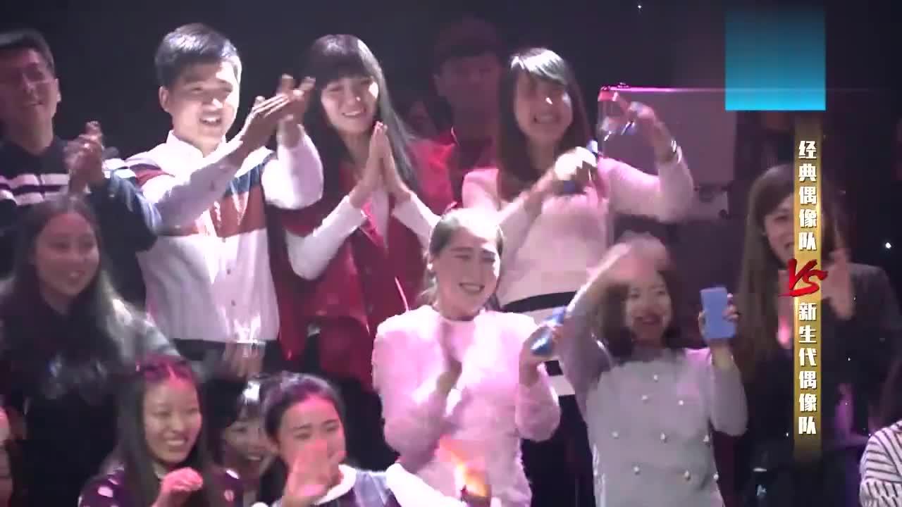 TFBOYS边跳边唱《波斯猫》,全程都是萌点,活该你们红遍全球!