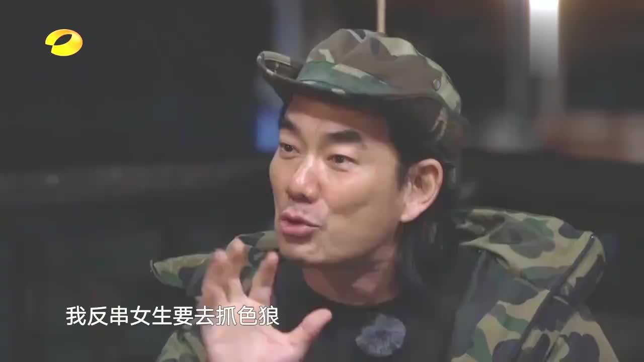 任贤齐讲述第一次女装客串,等一夜还被导演忘了?演员真不容易