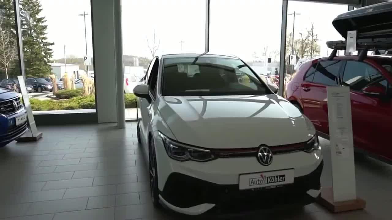 视频:2021款大众高尔夫8,喜欢轿车的快来看!