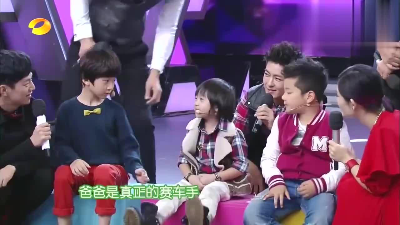 林志颖和儿子Kimi合唱《十七岁的雨季》,画面温馨,超级有爱!