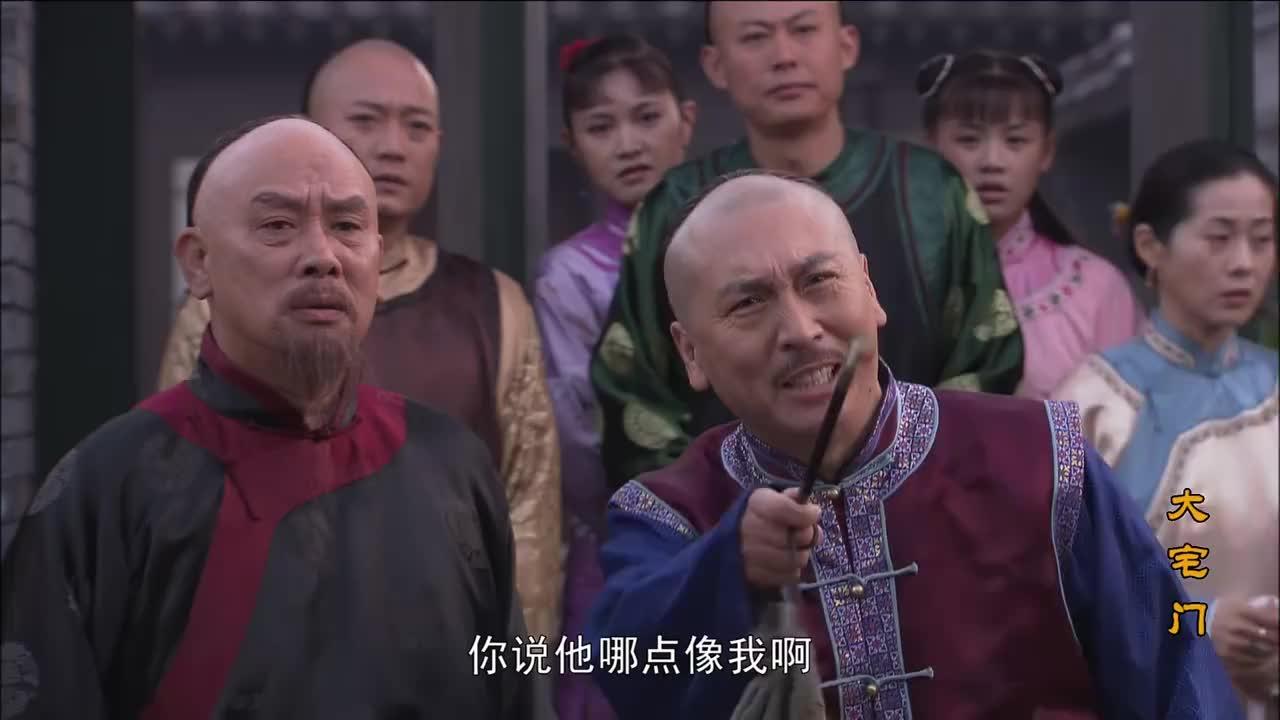大宅门:三爷在一旁看戏,景琦全部招供,二奶奶气急败坏
