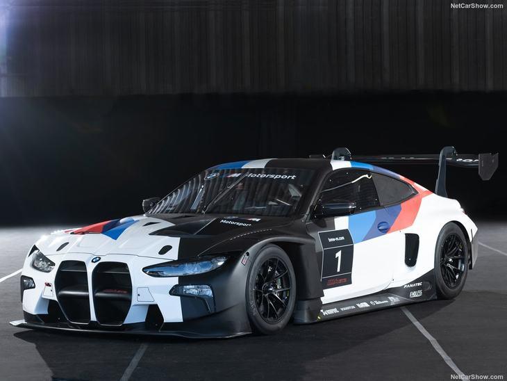 全新宝马M4 GT3官图发布 净售价超320万人民币 6月26日线下首秀