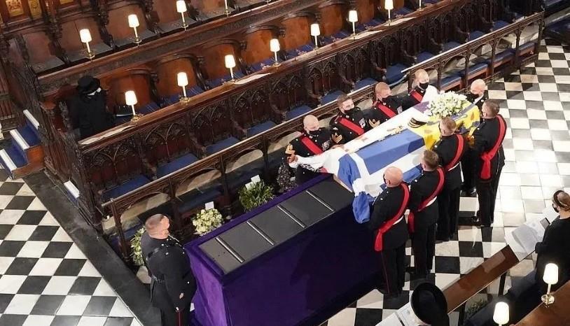 菲利普亲王入葬圣乔治教堂,是个啥地方?为何梅根嫌弃这里味道大