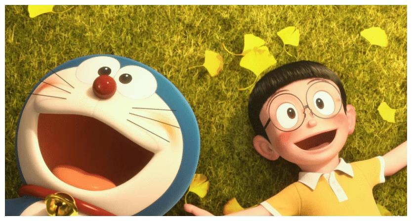 《哆啦A梦:伴我同行》,平凡的心,也会因为充满了爱而发光
