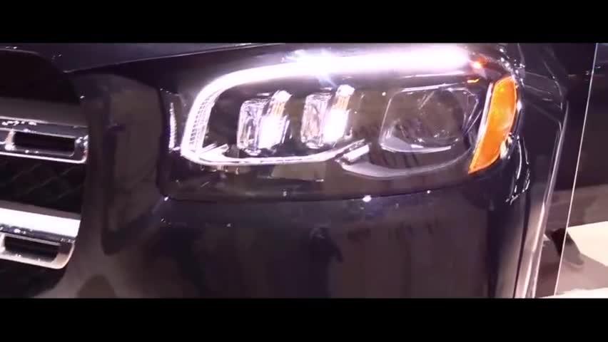 视频:2020款梅赛德斯·奔驰GLS450-外观和内饰鉴赏