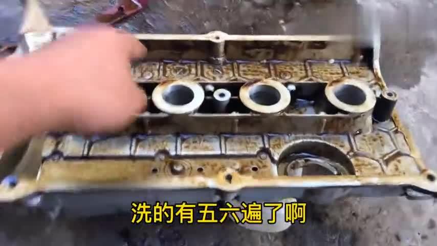 视频:大众帕萨特早期1.8T发动机异响维修这发动机漏油漏水问题超多