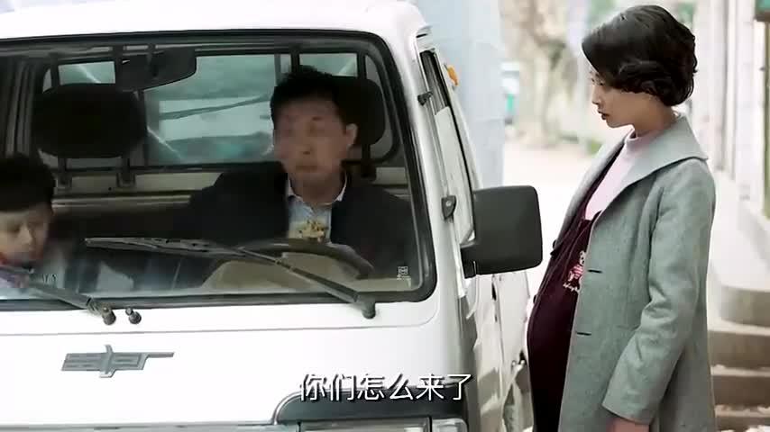 鸡毛飞上天:一声爸叫的太幸福,江河乐坏了,玉珠终于改嫁了!