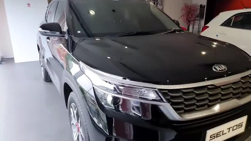 视频:2020款起亚傲跑EX按下钥匙,看到实车那刻,才知道啥叫帅气!