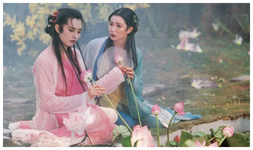 从烂片到经典,徐克导演的爱情片《青蛇》,成了影史的一大遗憾!
