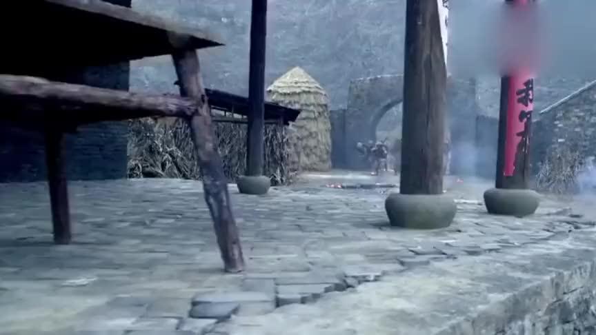 雪豹坚强岁月:鬼子火力太猛烈,坚守不了,张楚担心