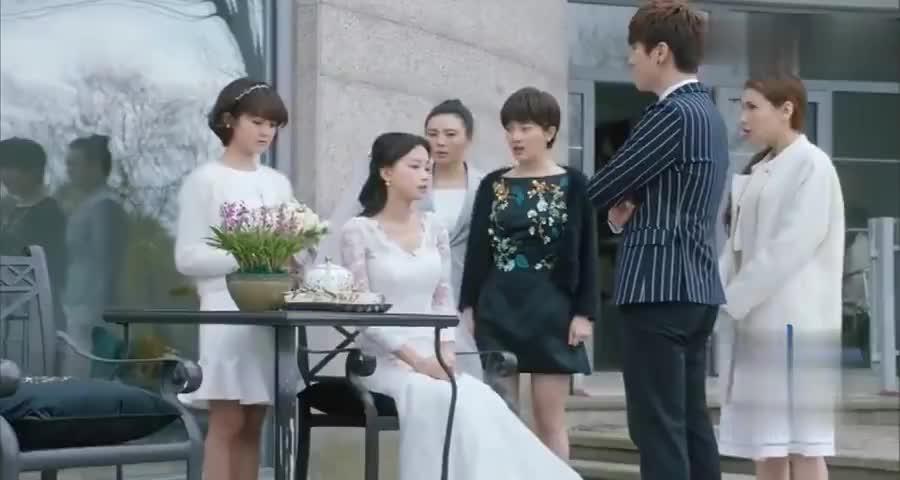 """想想结婚当天北小武""""跑掉"""",哥哥出面解决困境"""