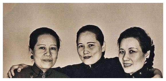 宋氏三姐妹中宋霭龄和孔祥熙的四个子女,都是什么人生结局?