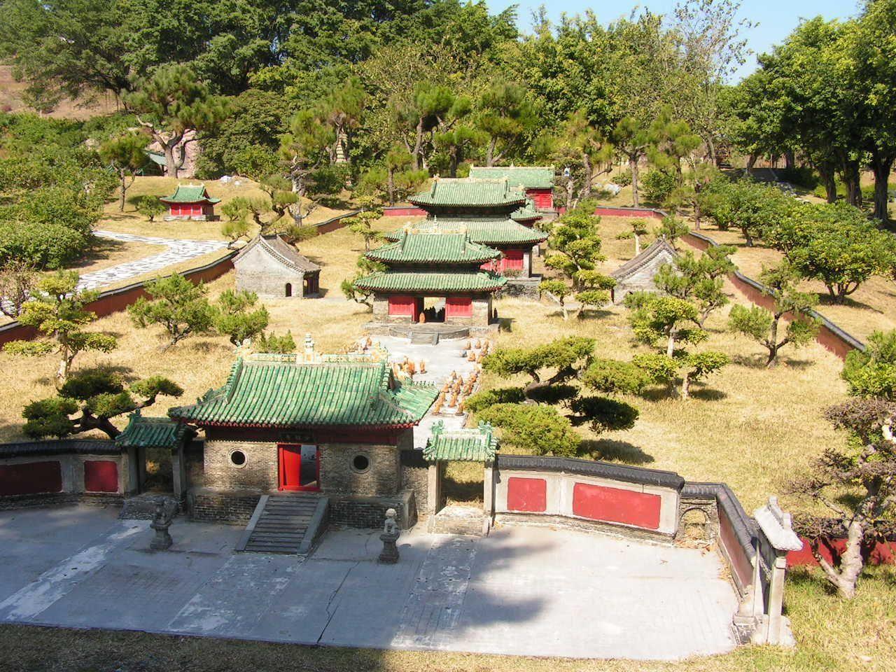 河南热门旅游景点 嵩山少林寺旅游攻略 低音号免费语音导游