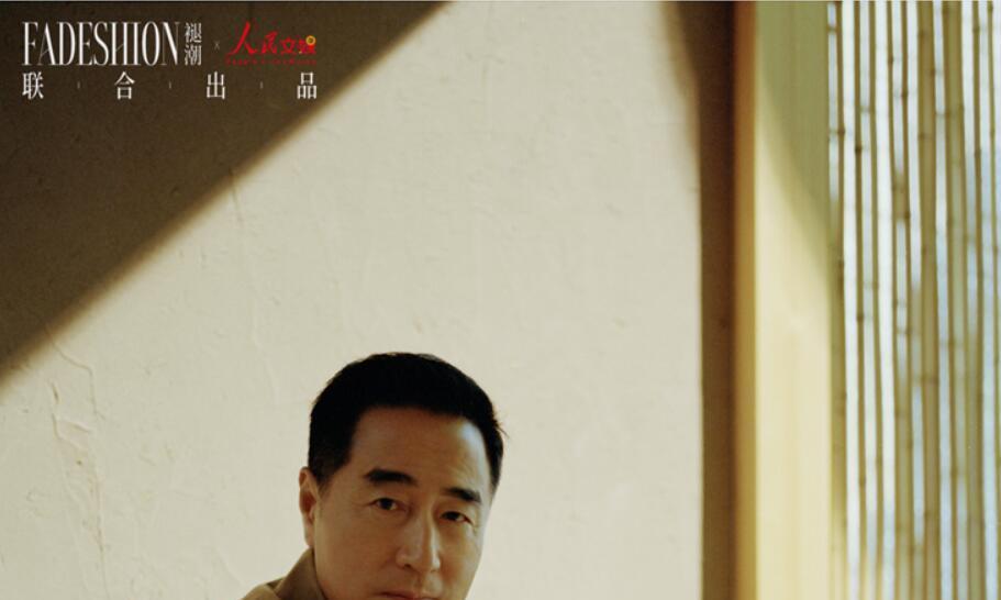 杨立新杨玏父子时尚感很足啊,这组大片尽显高级风